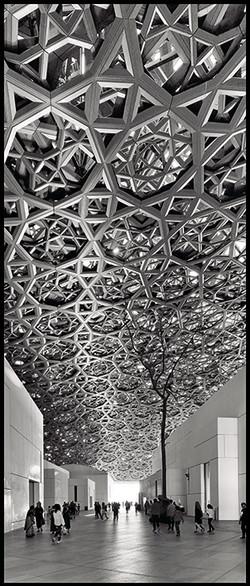 Louvre Abu Dhabi. 2019