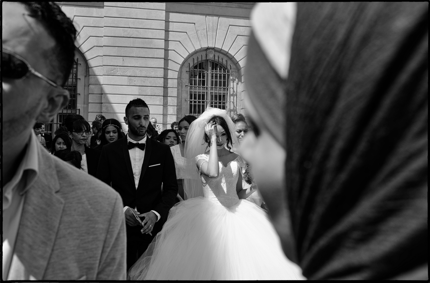 Mariage, France 2015 Arles.