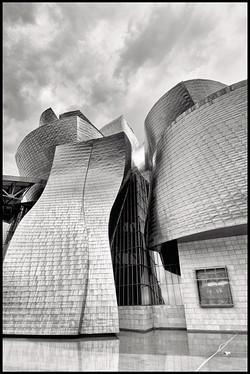 Musée Guggenheim. Frank Ghery.