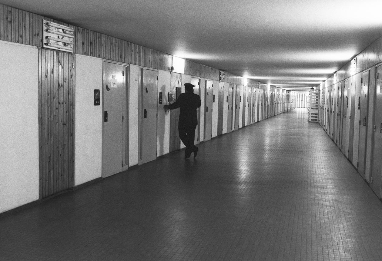 Maison d'arrêt, Varces 1979