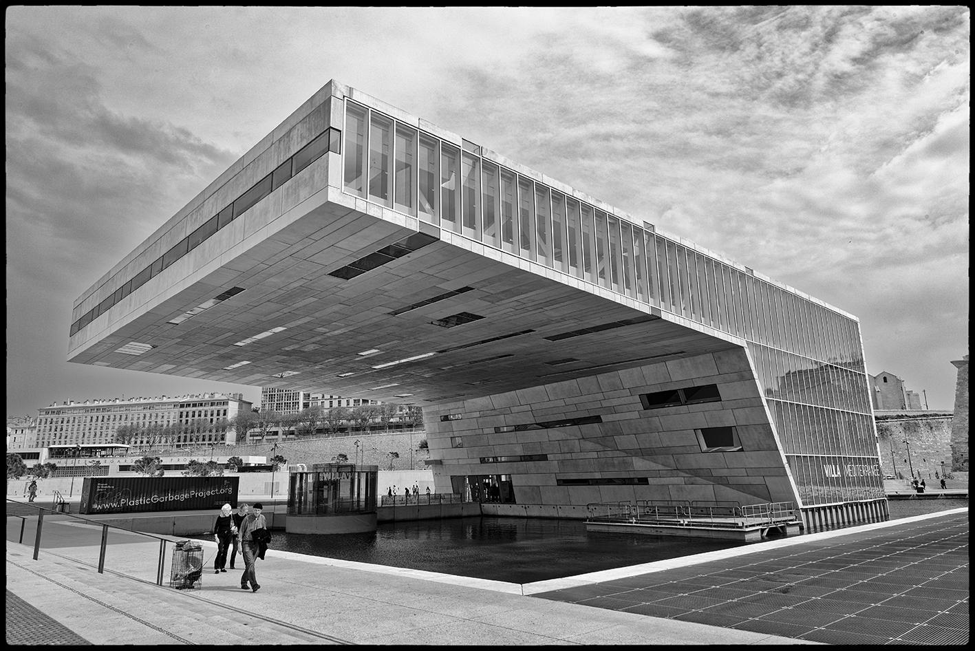 Marseille, Maison de la méditerrané,