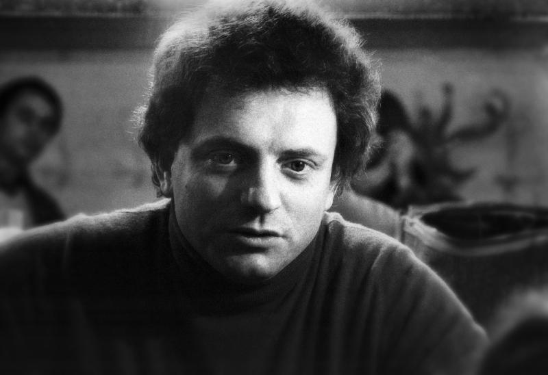 Jacques Martin, comédien, 1980.