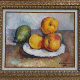 Naturmort - Pears