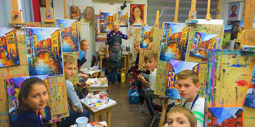 March Break Arts Camp