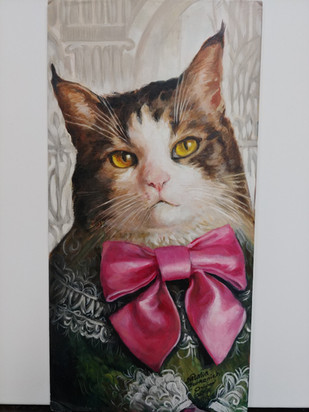 Custom Portrait- Kiwi (Adopted Cat).jpg