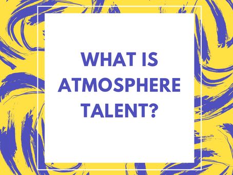 What is Atmosphere Talent?