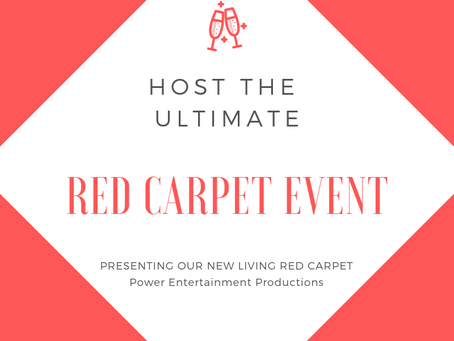 Host the Ultimate Red Carpet Event with PEP's Social Distance-Friendly Entertainment Offering