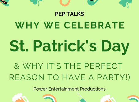 Why We Celebrate St. Patrick's Day (And Why It's the Perfect Reason to Have a Party!)