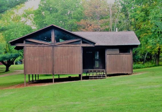 St Mark- Rustic Cabin