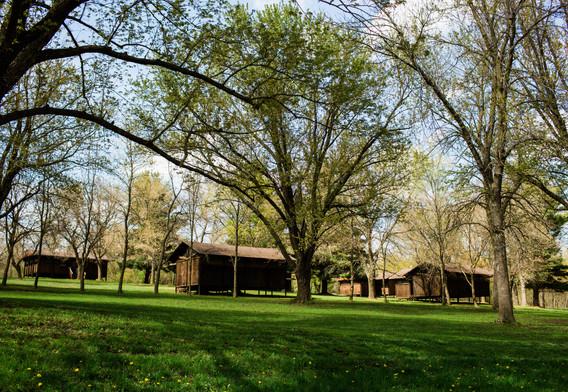 Village 3 Saint's Cabins