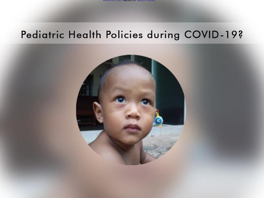 Effects of COVID-19 on Pediatric and Neonatal Health