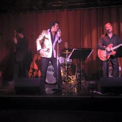 Darrin Hagel Burning Love Band