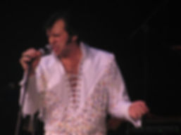 Darrin Hagel Elvis Tribute Artist