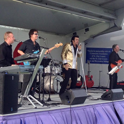 Darrin Hagel The Burning Love Band