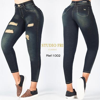 Jean clásico Studio Fri Ref 1002