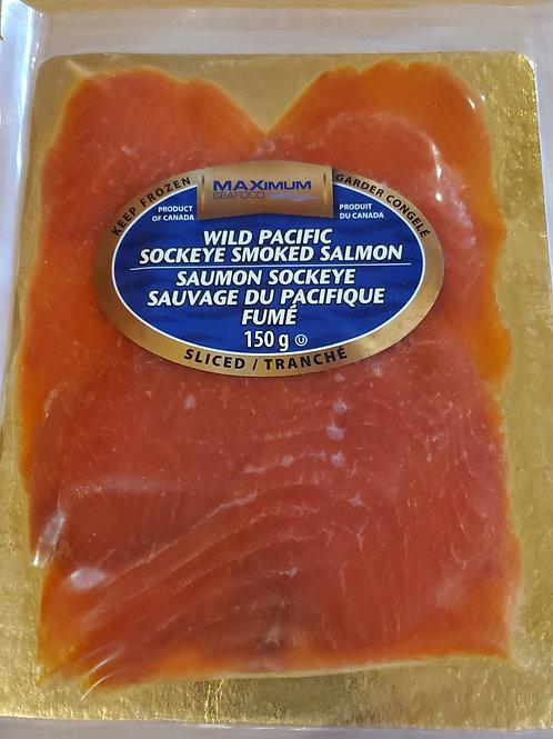 Salmon Cold Smoked 150g