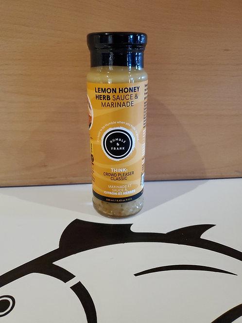 Humble and Frank Sauce Lemon Honey Herb