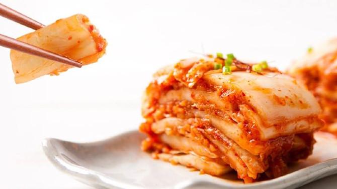 The Benefits of Kimchi