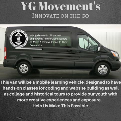 Innovate on the Go Van