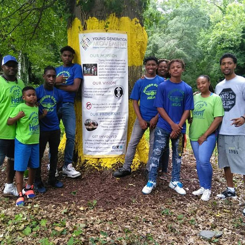 Community Resource Center: Project T.R.A.P. (Teens Rising Above Poverty)