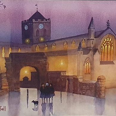 Raymond Quickfall Artist - Hexham