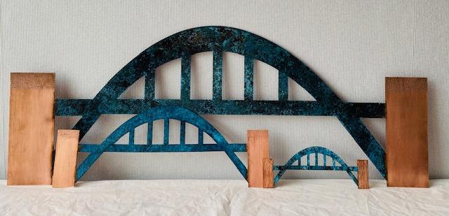 Tyne Bridge Wall Art