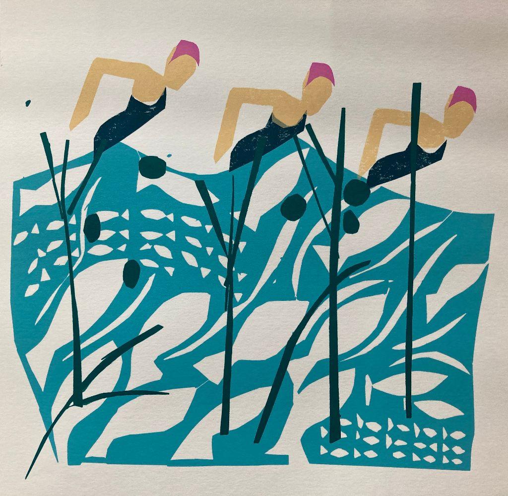 Cath Hodson - Artist