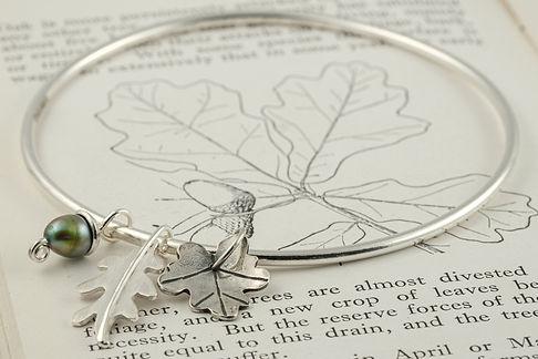 Bilberry acorn charm bracelet.jpg