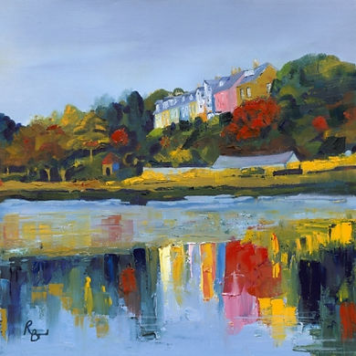 Ruth Bond Reflections-Bright-Houses-Alnm