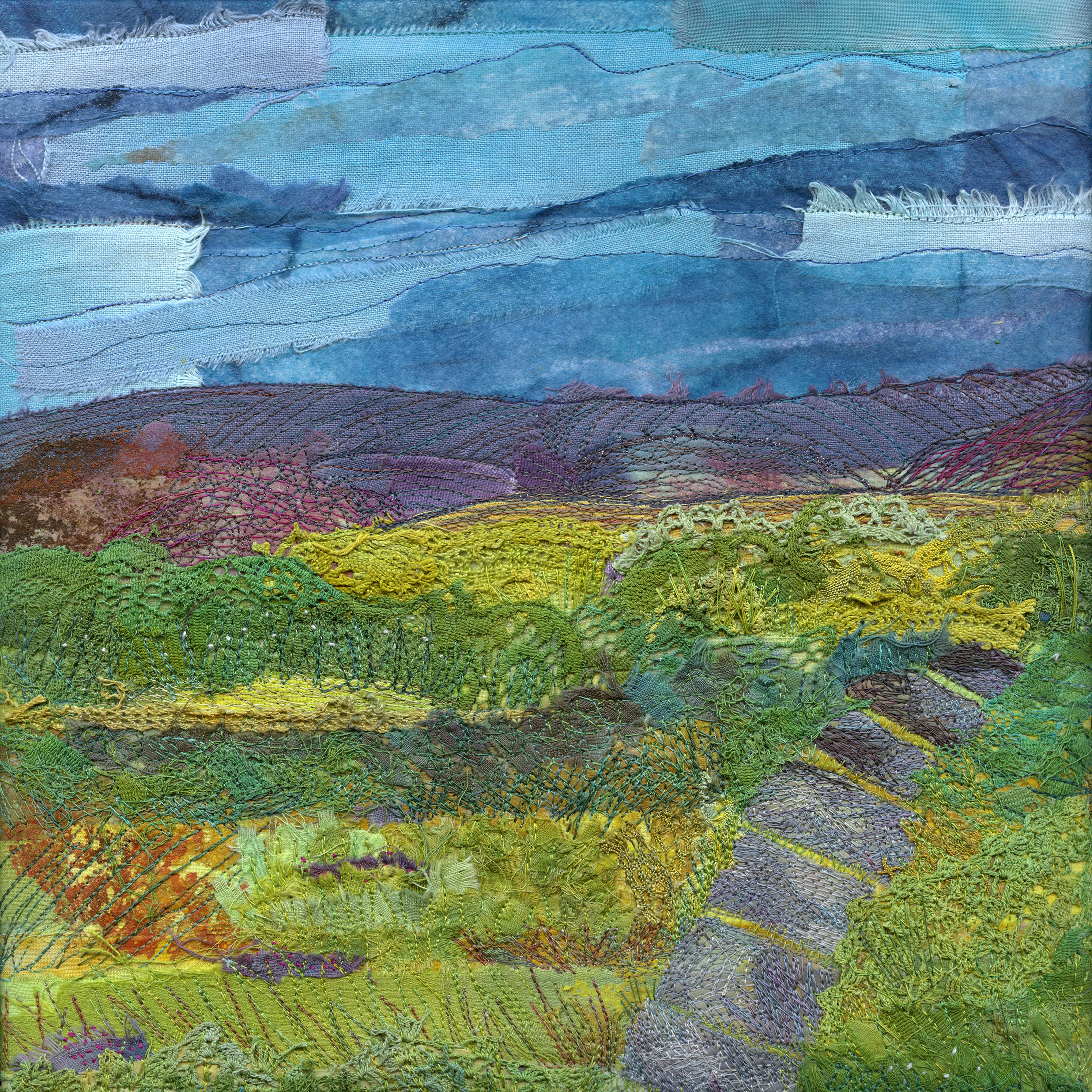 Donna Cheshire - Textiles