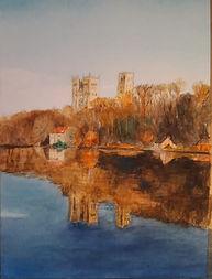 Brian Patterson watercolour artist
