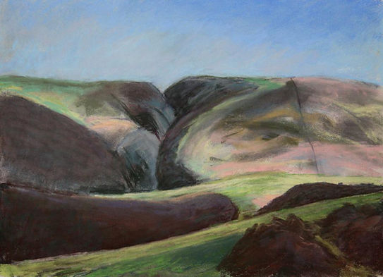 Peter Podmore Easter Craggs Harthope Val