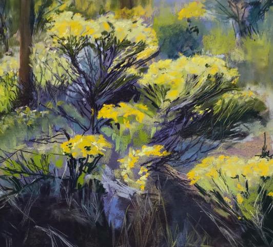 Christine Cave Artist