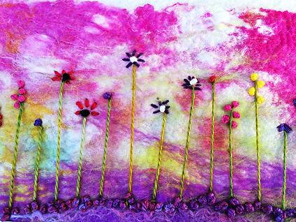 Karen Dale - Textiles