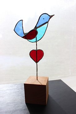 Clair Napier McDonald - Stained Glass