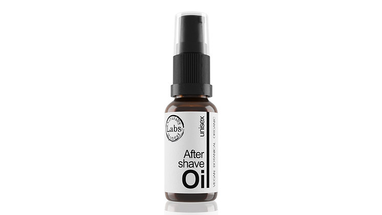 Aftershave Oil : unisex