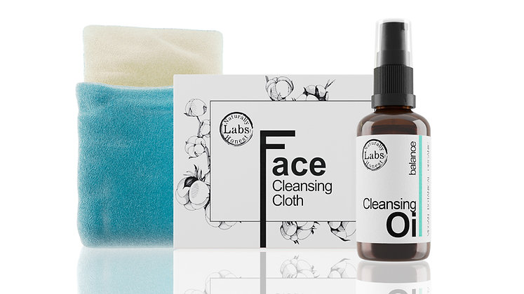 Oil Cleansing Starter Kit : balance