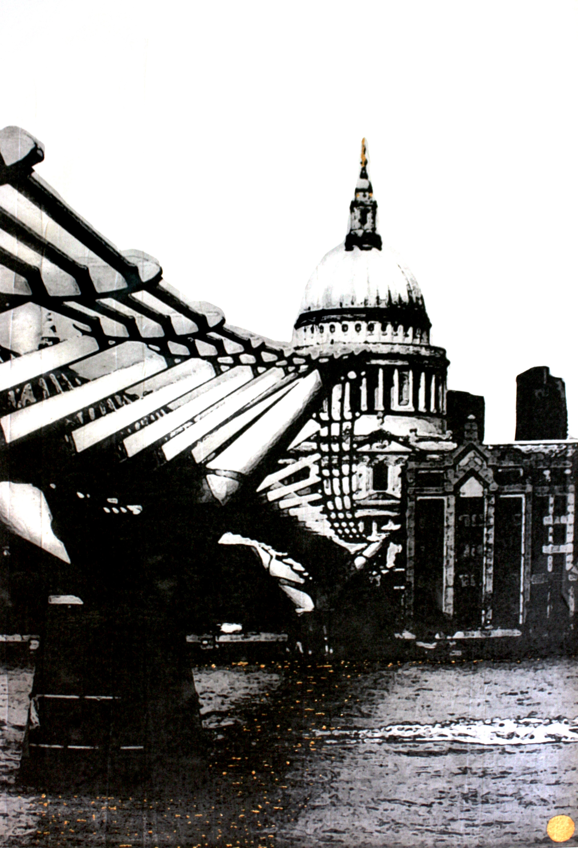 From+Tate+Modern+-St+Pauls-Solar+plate+Etching