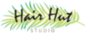 Hair Hut Studio Logo