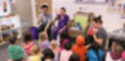 Your dental care team visiting local preschool centre