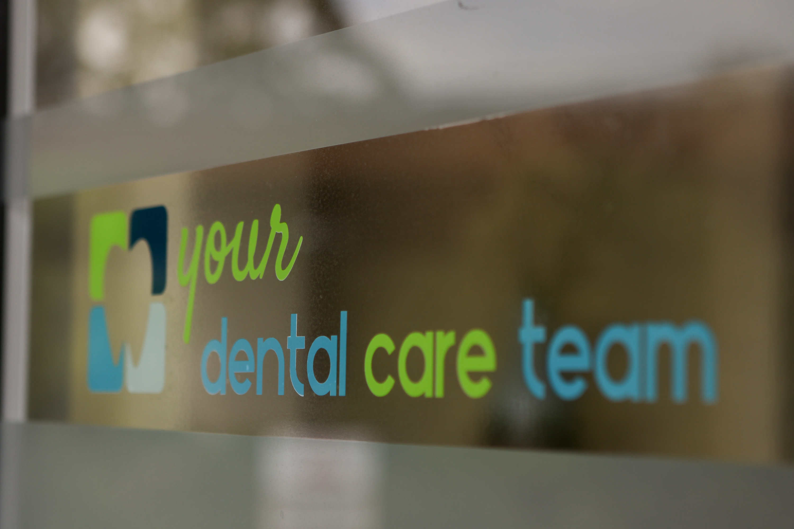 your dental care team