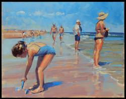 Beach Scene-#3