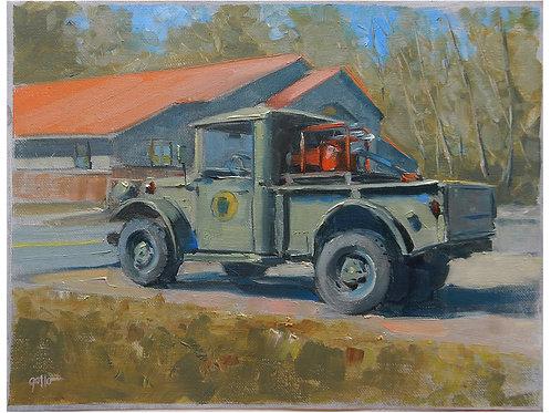 Ranger's Truck
