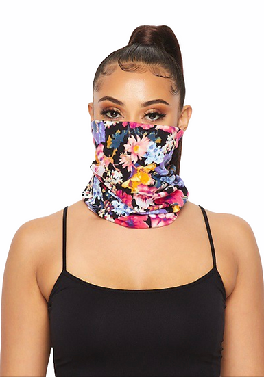 Patterned Face Cover {Multiple Options}
