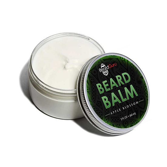 Apple Blossom Beard Balm {2fl.oz Jar}