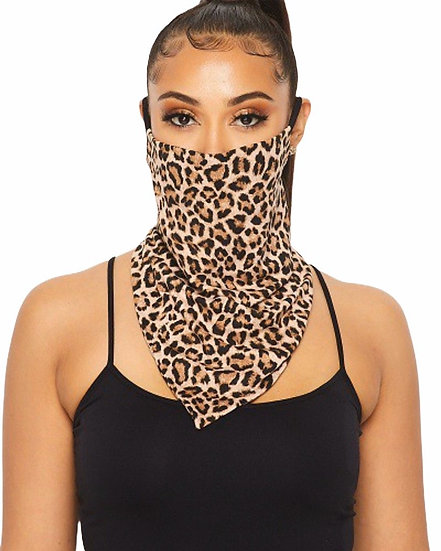 Face Cover With Ear Loop {Multiple Options}