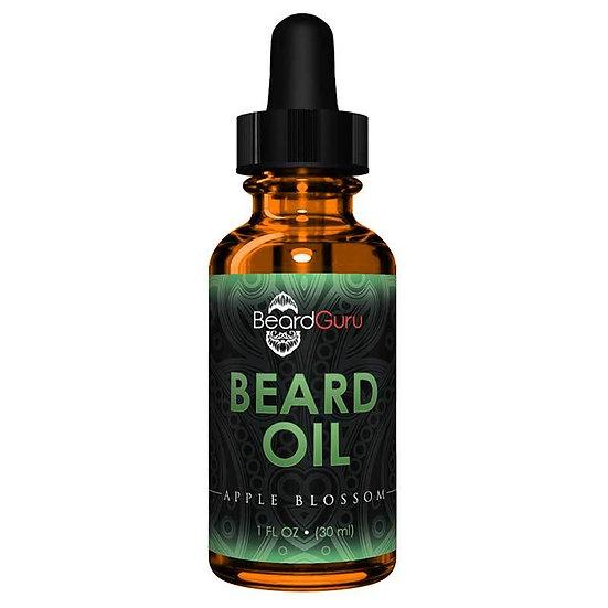 Apple Blossom Beard Oil {1floz Dropper Bottle}