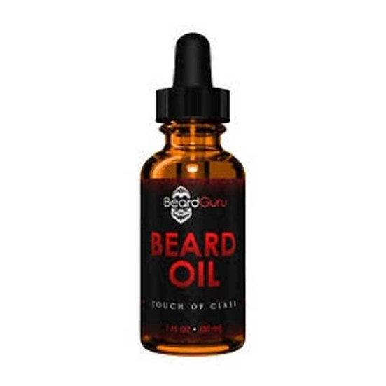 Touch Of Class Beard Oil {1 fl.oz Dropper Bottle}