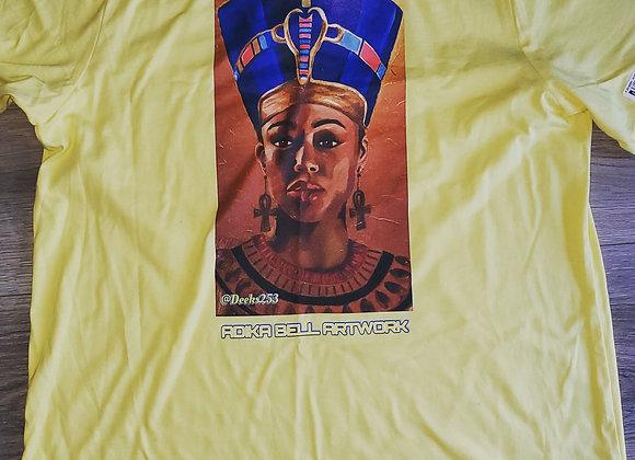 Queen Nefertiti Tshirt