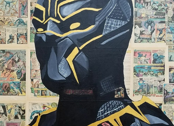 Black Panther 16x20 Prints